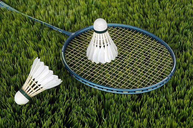Guter Badmintonschläger