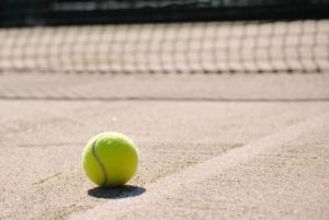 Drucklose Tennisbälle